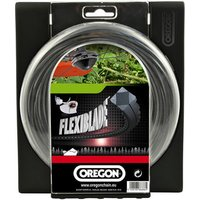 Machine Mart Xtra Oregon Flexiblade Trimmer Line - 2.5mm x 281m