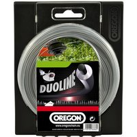 Machine Mart Xtra Oregon Duoline Trimmer Line - 2.7mm x 140m
