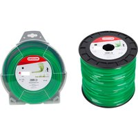 Oregon Oregon Green Nylon 15m x 3mm Trimmer Line