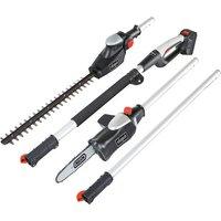 Scheppach Scheppach MGT410 18V Cordless Garden Multi Tool