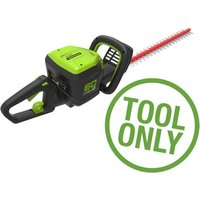Greenworks Greenworks GD60HT 60V 600mm Hedge Cutter (Bare Unit)