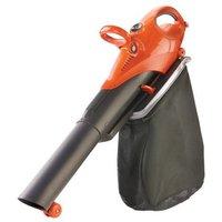 Flymo Flymo Scirocco 3000W Electric Leaf Blower Vacuum