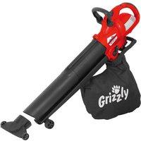 Machine Mart Xtra Grizzly ELS3017E 3000Watt Electric Leaf Blower / Vacuum