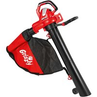 Grizzly Grizzly ELS 3027E Electric Leaf Blower Vac  230V