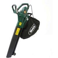Webb Webb EBV2800 Electric Garden Blower   Vacuum