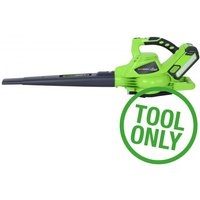 Greenworks Greenworks GWGD40BV 40V Brushless Blower Vac  Bare Unit
