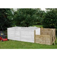Machine Mart Xtra Forest Slot Down Compost Bin Extension Kit