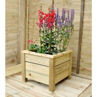 Machine Mart Xtra Forest 41x41x35 Square Planter