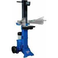 Machine Mart Xtra Scheppach HL710 7 Ton Vertical Hydraulic Log Splitter – 230V