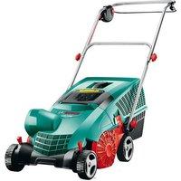 Machine Mart Xtra Bosch AVR 1100 1100W Electric Lawn Raker and Verticutter