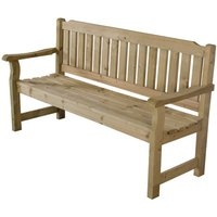 Forest Forest 90x165x60cm Rosedene 5ft Bench