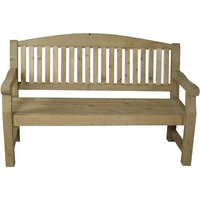 Forest Forest 96x152x68cm Harvington 5ft Bench