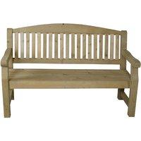 Forest Forest 96x152x68cm Harvington 5ft Bench