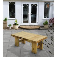 Forest Forest 1.2m Low Sleeper Table
