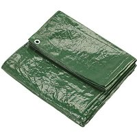 Clarke Clarke 12ft x 16ft (Approx) Green Polyethylene Tarpaulin