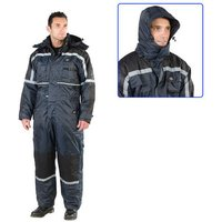 Dickies Dickies Padded Waterproof Overall Blue - XL