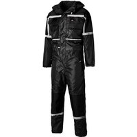 Click to view product details and reviews for Dickies Dickies Black Padded Waterproof Overall.
