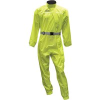 Machine Mart Xtra Oxford Rain Seal Fluorescent All Weather Over Suit (L)