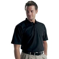 Dickies Dickies Short Sleeved Polo Shirt Black - Small