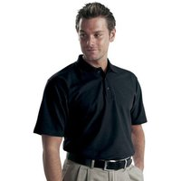 Dickies Dickies Short Sleeved Polo Shirt Black - XXXL