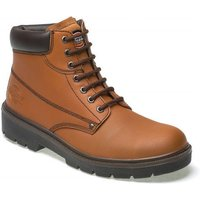 Dickies Dickies Antrim Super Safety Boot Brown Size 12