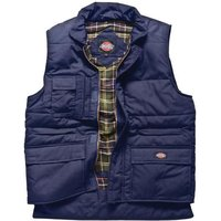 Dickies Dickies BW11025 - Navy Professional Combat Bodywarmer (Small)