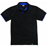 Dickies Dickies - Black Anvil Polo Shirt (L)
