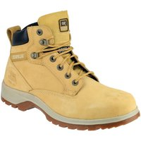 Cat Cat Kitson Ladies Safety Boot In Honey (Size 8)
