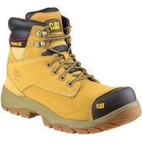 Cat Cat Spiro Safety Boot In Honey (Size 6)