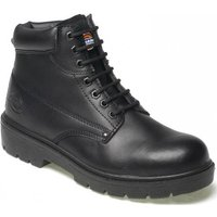 Dickies Dickies Antrim Super Safety Boot Black Size 4