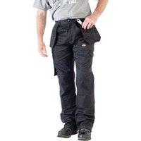 """Dickies Dickies Black Redhawk Pro Trousers (40"""" Tall)"""