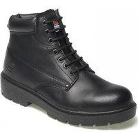 Dickies Dickies Antrim Super Safety Boot Black Size 5.5