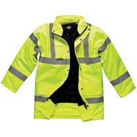 Dickies Dickies Motorway Safety Jacket (Medium)
