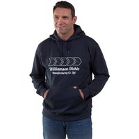 Click to view product details and reviews for Dickies Dickies Arkley Hoodie Navy.