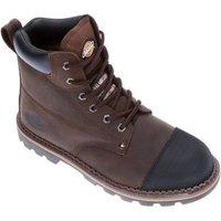 Dickies Dickies Crawford Work Boot In Brown (Size 8)