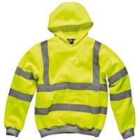 Dickies Dickies High Visibility Hooded Sweatshirt XXL