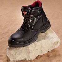 Torque Torque Alley Chukka Safety Boot Size 8