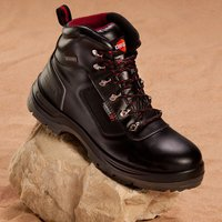 Torque Torque Sidewalk Waterproof Safety Boot Size 8