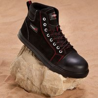 Torque Torque Street Basketball Style Safety Boots Size 8