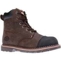 Dickies Dickies Crawford Work Boot In Brown (Size 5.5)