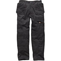 "Dickies Dickies Black Redhawk Pro Trousers (44"" Tall)"
