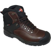 Torque Torque Freeway Water Resistant Safety Boot Size 8