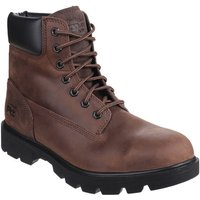 Timberland Pro Timberland PRO Sawhorse Lace up Safety Boot Brown Size 8