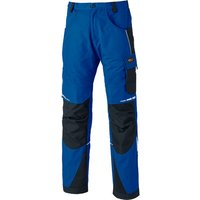 Dickies Dickies DP1000 Pro Trousers Royal Blue/Black 44 Short
