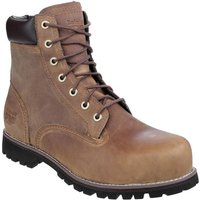 Timberland Pro Timberland PRO Eagle Gaucho Safety Boot Brown Size 8