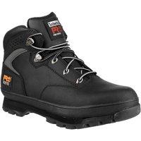 Timberland Pro® Timberland PRO® Euro Hiker Lace up Safety Boot Black Size 10.5