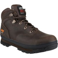 Timberland Pro® Timberland PRO® Euro Hiker Lace up Safety Boot Brown Size 10.5