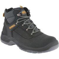 DeWalt DeWalt Laser 6 Safety Hiker Black Size 9