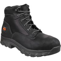 Timberland Pro Timberland PRO Workstead Black Water Resistant Lace up Safety Boot Size 10
