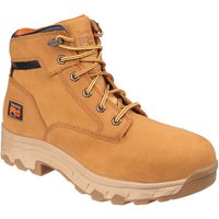 Timberland Pro Timberland PRO Workstead Wheat Water Resistant Lace up Safety Boot Size 8